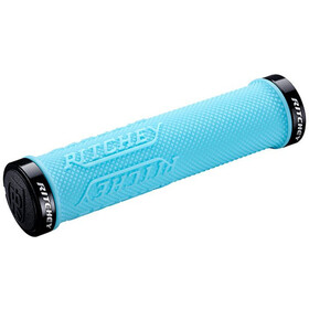 Ritchey WCS True Grip X Grips Lock-On sky blue